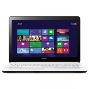 "Laptop SONY VAIO Fit E SVF1521A6E, Intel Pentium 2117U 1.8GHz, 15.5"" HD, 4GB, 500GB, Intel HD Graphics, Windows 8"