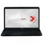 "Laptop TOSHIBA Satellite C870-17G, Intel Pentium B960 2.2GHz, 17.3"", 4GB, 500GB, AMD Radeon HD 7610M 1GB DDR3, Free Dos"