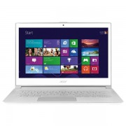 "Ultrabook ACER Aspire S7-392-54208G25tws, Intel Core i5-4200U pana la 2.6GHz, 13.3"" WQHD Touch Screen, 8GB, SSD 256GB, Intel HD Graphics 4400, Windows 8.1"
