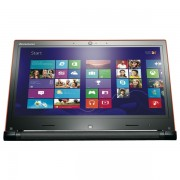 "Laptop LENOVO Flex 14, Intel Core i3-4010U 1.7GHz, 14.0"" Touch Screen, 4GB, 500GB + 8GB cache, Intel HD Graphics 4400, Windows 8"
