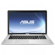 "Laptop ASUS X750JN-TY009D, Intel Core i5-4200H pana la 3.4GHz, 17.3"" HD +, 4GB, 1TB, nVIDIA GeForce GT 840M 2GB DDR3, Free Dos"