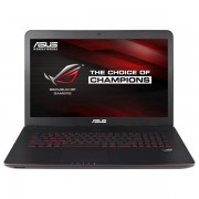 "Laptop ASUS ROG G771JM-T7044D, Intel Core i7-4710HQ pana la 3.5GHz, 17.3"" Full HD, 12GB, 1TB + SSD 256GB, nVIDIA GeForce GTX 860M 4GB GDDR5, Free Dos"