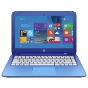 "Laptop HP Stream 13-c000nq, Intel Celeron N2840 pana la 2.58GHz, 13.3"", 2GB, EMMC 32GB, Intel HD Graphics, Windows 8.1"