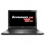"Laptop LENOVO Z50-75, AMD Quad Core FX-7500 pana la 3.3GHz, 15.6"" Full HD, 4GB, 1TB, AMD Radeon R7 M255 2GB, Free Dos"