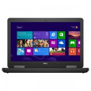 "Laptop DELL Latitude E5540, Intel Core i3-4010U 1.7GHz, 15.6"", 4GB, 500GB, Intel HD Graphics 4400, Windows 8.1 Pro"