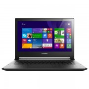 "Laptop LENOVO Flex 2, Intel Core i3-4030U 1.9GHz, 14.0"" HD Touch Screen, 4GB, 500GB + 8GB cache, Intel HD Graphics 4400, Windows 8.1"