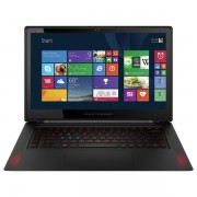 Laptop HP Omen 15-5000na, Intel Core i7-4710HQ pana la 3.5GHz, 15.6 Full HD Touch, 16GB, SSD 256GB, nVIDIA GeForce GTX 860M 4GB, Windows 8.1