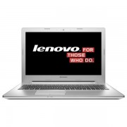 "Laptop LENOVO Z50-75, AMD Quad Core FX-7500 pana la 3.3GHz, 15.6"" Full HD, 4GB, 1TB, AMD Radeon R7 M260DX 2GB, Free Dos, alb"