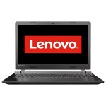 "Laptop LENOVO 100-15IBY, Intel® Celeron® N2840 pana la 2.58GHz, 15.6"" HD, 4GB, 500GB, Intel® HD Graphics, Free Dos"