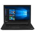 "Laptop TOSHIBA Satellite C40-C-10Q, Intel® Celeron® N3050 pana la 2.16GHz, 14.0"", 2GB, 32GB, Intel® HD Graphics, Windows 10"