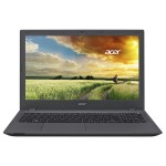 "Laptop ACER Aspire E5-573-355Z, Intel® Core™ i3-4005U 1.7GHz, 15.6"", 4GB, 500GB, Intel® HD Graphics 4400, Linux"