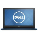 "Laptop DELL Inspiron 5559, Intel® Core™ i5-6200U pana la 2.8GHz, 15.6"", 4GB, 500GB, AMD Radeon R5 M335 2GB, Ubuntu 14.04 SP1, Blue"