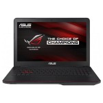 "Laptop ASUS ROG G551JW-CN319D, Intel® Core™ i7-4750HQ pana la 3.2GHz, 15.6"" Full HD, 8GB, 1TB + 24GB cache, nVIDIA GeForce GTX 960M 4GB GDDR5, Free Dos"
