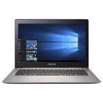 "Ultrabook ASUS Zenbook UX303UB-DQ018R, Intel® Core™ i7-6500U pana la 3.1GHz, 13.3"" QHD+ Touch, 12GB, 256GB, nVIDIA GeForce GT 940M 2GB, Windows 10 Pro"
