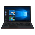 "Laptop TOSHIBA Qosmio X70-B-112, Intel® Core™ i7-4720HQ pana la 3.6GHz, 17.3"" Full HD, 16GB, 1TB + 8GB cache, AMD Radeon R9 M365X 4GB GDDR5, Windows 10"