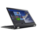 "Laptop LENOVO Yoga 510-15IKB, Intel® Core™ i5-7200U pana la 3.1GHz, 15.6"" Full HD Touch, 8GB, SSD 256GB, AMD Radeon R7 M460 2GB, Windows 10 Home"