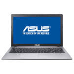 "Laptop ASUS A550VX-XX286D, Intel® Core™ i5-6300HQ pana la 3.2GHz, 15.6"", 4GB, 1TB, NVIDIA® GeForce® GTX 950M 2GB, Free Dos, Blue Gray"