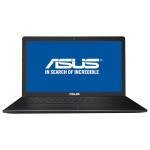 "Laptop ASUS F550VX-DM103D, Intel® Core™ i7-6700HQ pana la 3.5GHz, 15.6"" Full HD, 8GB, SSD 256GB, nVidia GeForce GTX 950M 4GB, Free Dos"
