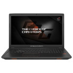 "Laptop ASUS ROG GL753VD-GC026, Intel® Core™ i7-7700HQ pana la 3.8GHz, 17.3"" Full HD, 32GB, HDD 1TB + SSD 128GB, NVIDIA GeForce GTX 1050 4GB, Endless"