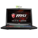 "Laptop MSI GT73VR 6RE Titan, Intel® Core™ i7-6820HK pana la 3.6GHz, 17.3"" UHD 4K, 32GB, HDD 1TB + 2 x SSD 128GB, NVIDIA GeForce GTX 1070 8GB, Windows 10"