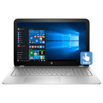 "Laptop HP Envy 15-as103nq, Intel® Core™ i7-7500U pana la 3.5GHz, 15.6"" Full HD Touch, 8GB, SSD 256GB, Intel® HD Graphics 620, Windows 10 Home"