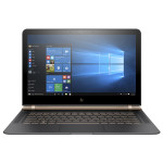 "Laptop HP Spectre 13-v100nn, Intel® Core™ i5-7200U pana la 3.1GHz, 13.3"" IPS Full HD, 8GB, SSD 256GB, Intel® HD Graphics 620, Windows 10 Home"