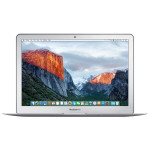 "Laptop APPLE MacBook Air mmgg2ze/a, Intel® Core™ i5 pana la 2.7GHz, 13.3"", 8GB, 256GB, Intel HD Graphics 6000, OS X El Capitan - Tastatura layout INT"