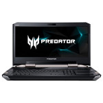 "Laptop ACER Predator GX21-71-746S, Intel® Core™ i7-7820HK pana la 3.9GHz, 21"" Curved Full HD, 64GB, HDD 1TB + 2 x SSD 512GB, NVIDIA GeForce GTX 1080 SLI 16GB, Windows 10 Home"