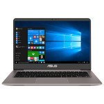 "Ultrabook ASUS ZenBook UX410UQ-GV105T, Intel® Core™ i5-7200U pana la 3.1GHz, 14"" Full HD, 8GB, HDD 500GB + SSD 128GB, NVIDIA GeForce 940MX 2GB, Windows 10"