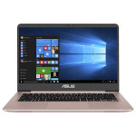 "Ultrabook ASUS ZenBook UX410UQ-GV073T, Intel® Core™ i7-7500U pana la 3.5GHz, 14"" Full HD, 8GB, HDD 1TB + SSD 128GB, NVIDIA GeForce 940MX 2GB, Windows 10"