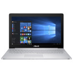"Ultrabook ASUS ZenBook Pro UX501VW-FJ003T, Intel® Core™ i7-6700HQ pana la 3.5GHz, 15.6"" UHD Touch, 12GB, SSD 256GB, nVIDIA GeForce GTX 960M 4GB, Windows 10"