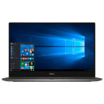 "Ultrabook DELL XPS 13 9360, Intel® Core i7-7500U pana la 3.5GHz, 13.3"" Touch QHD+, 16GB, SSD 512GB, Intel® HD Graphics 620, Windows 10 Home"
