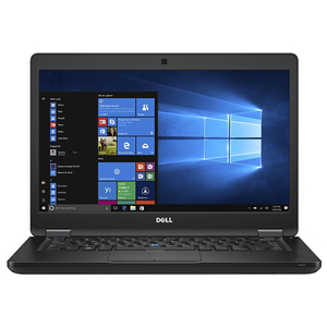 "Laptop DELL Latitude 5480, Intel® Core™ i5-7300U pana la 3.5GHz, 14"" Full HD, 8GB, 500GB, Intel® HD Graphics 620, Windows 10 Pro"