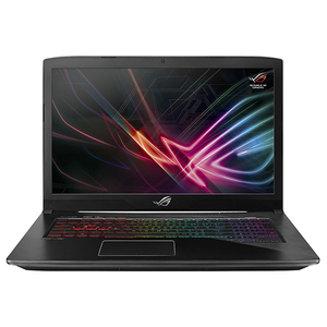 "Laptop ASUS ROG GL703VM-GC028, Intel® Core™ i7-7700HQ pana la 3.8GHz, 17.3"" Full HD, 16GB, HDD 1TB + SSD 128GB, NVIDIA GeForce GTX 1060 6GB, Free Dos"