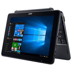 "Laptop ACER One 10 S1003-101W, Intel® Atom™ Z8350 pana la 1.92GHz, 10.1"" Touch, 4GB, eMMC 128GB, Intel® HD Graphics 500, Windows 10 Home"
