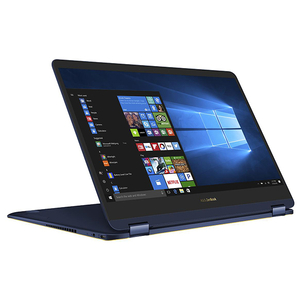 "Laptop ASUS ZenBook Flip S UX370UA-C4196T, Intel® Core™ i5-8250U pana la 3.4GHz, 13.3"" Full HD, 8GB, SSD 256GB, Intel® UHD Graphics 620, Windows 10 Home"