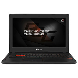 "Laptop ASUS ROG GL502VM-FY170T, Intel® Core™ i7-7700HQ pana la 3.8GHz, 15.6"" Full HD, 12GB, HDD 1TB + SSD 128GB, NVIDIA GeForce GTX 1060 6GB, Windows 10"