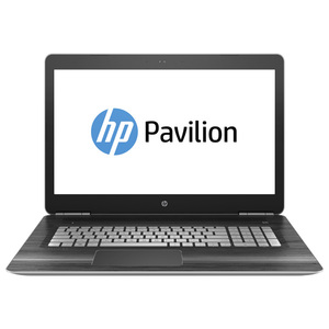 "Laptop HP Pavilion Gaming 17-ab201nq, Intel® Core™ i5-7300HQ pana la 3.5GHz, 17.3"" IPS Full HD, 8GB, HDD 1TB + SSD 128GB, NVIDIA® GeForce® GTX 1050 2GB, Free Dos"