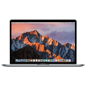 "Laptop APPLE MacBook Pro 15"" Retina Display si Touch Bar mptt2ze/a, Intel® Core™ i7 pana la 3.9GHz, 16GB, 512GB, AMD Radeon Pro 560 4GB, macOS Sierra, Space Gray - Tastatura layout INT"