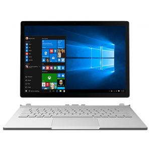 "Laptop MICROSOFT Surface Book, Intel® Core™ i7-6600U pana la 3.4GHz, 13.5"" Touch, 8GB, SSD 256GB, nVIDIA GeForce Graphics, Windows 10 Pro"