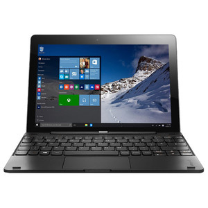 "Laptop LENOVO Miix 300-10IBY, Intel® Atom™ Z3735F pana la 1.83GHz, 10.1"", 2GB, eMMC 64GB, Intel HD Graphics, Windows 10"