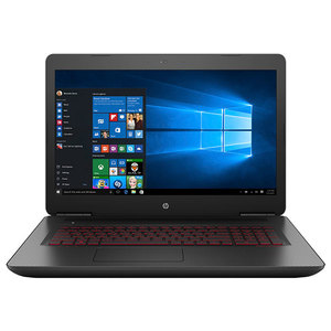 "Laptop HP Omen 17-w200nq, Intel® Core™ i7-7700HQ pana la 3.8GHz, 17.3"" IPS Full HD, 16GB, HDD 1TB + SSD 256GB, NVIDIA GeForce GTX 1070 8GB, Windows 10 Home"
