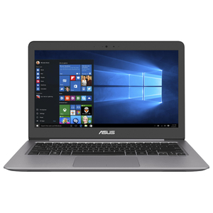 "Laptop ASUS Zenbook UX310UA-FC555T, Intel® Core™ i3-7100U 2.4GHz, 13.3"" Full HD, 4GB, HDD 500GB + SSD 128GB, Intel® HD Graphics 620, Windows 10"