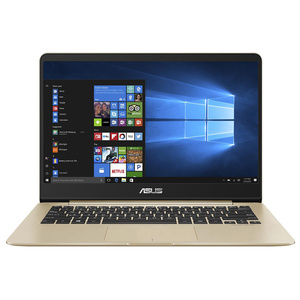 "Laptop ASUS ZenBook UX430UA-GV261T, Intel® Core™ i5-8250U pana la 3.4GHz, 14"" Full HD, 8GB, SSD 256GB, Intel® UHD Graphics 620, Windows 10"