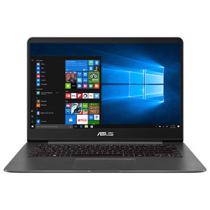 "Ultrabook ASUS ZenBook UX430UA-GV007T, Intel® Core™ i5-7200U pana la 3.1GHz, 14"" Full HD, 8GB, SSD 256GB, Intel® HD Graphics 620, Windows 10"