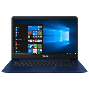 "Ultrabook ASUS ZenBook UX530UQ-FY031T, Intel® Core™ i7-7500U pana la 3.5GHz, 15.6"" Full HD, 8GB, SSD 512GB, NVIDIA® GeForce® 940MX 2GB, Windows 10"