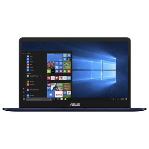 "Ultrabook ASUS ZenBook Pro UX550VD-BN045T, Intel® Core™ i7-7700HQ pana la 3.8GHz, 15.6"" Full HD, 8GB, SSD 256GB, NVIDIA GeForce GTX 1050 4GB, Windows 10"