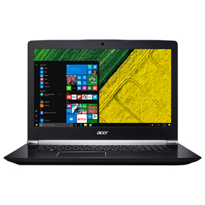 "Laptop ACER Aspire V Nitro VN7-793G-75SQ, Intel® Core™ i7-7700HQ pana la 3.8GHz, 17.3"" Full HD IPS, 8GB, SSD 512GB, NVIDIA® GeForce® GTX 1060 6GB, Windows 10 Home"
