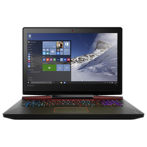 "Laptop LENOVO IdeaPad Y910-17ISK, Intel® Core™ i7-6700HQ pana la 3.5GHz, 17.3"" Full HD, 16GB, 1TB + SSD 256GB, NVIDIA GeForce GTX 1070 8GB, Windows 10 Home"