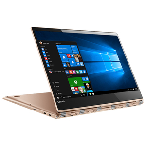 "Laptop LENOVO Yoga 920-13IKB, Intel® Core™ i7-8550U pana la 4.0GHz, 13.9"" UHD Touch, 16GB, SSD 1TB, Intel® UHD Graphics 620, Windows 10 Home"